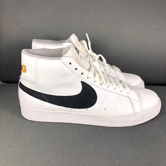 pretty nice 1f3ae 8a9bd Nike SB Blazer High BenG